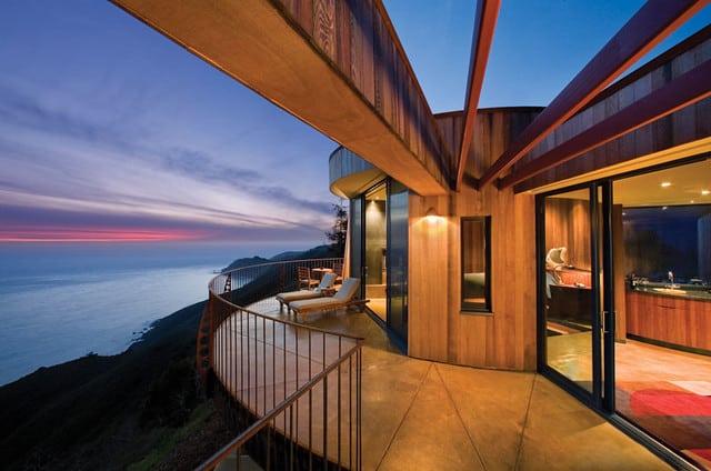 Post Ranch Inn Balcony View