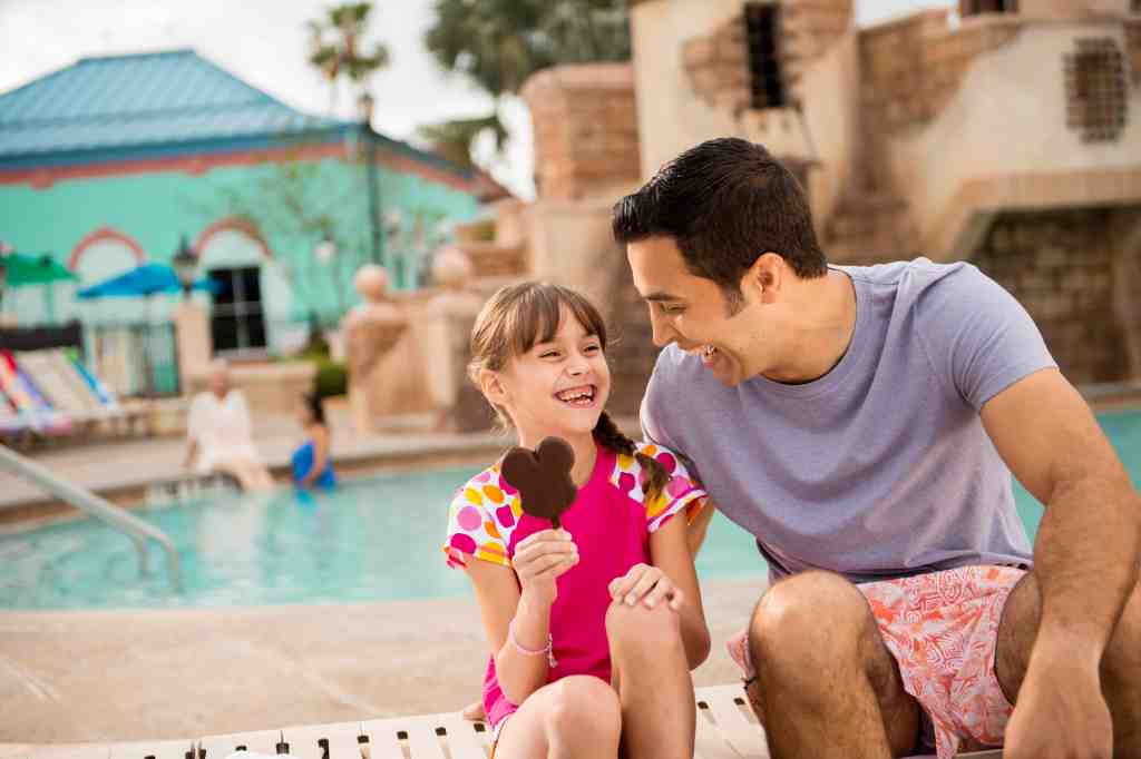Disney's Caribbean Beach: disney resorts for families with young children