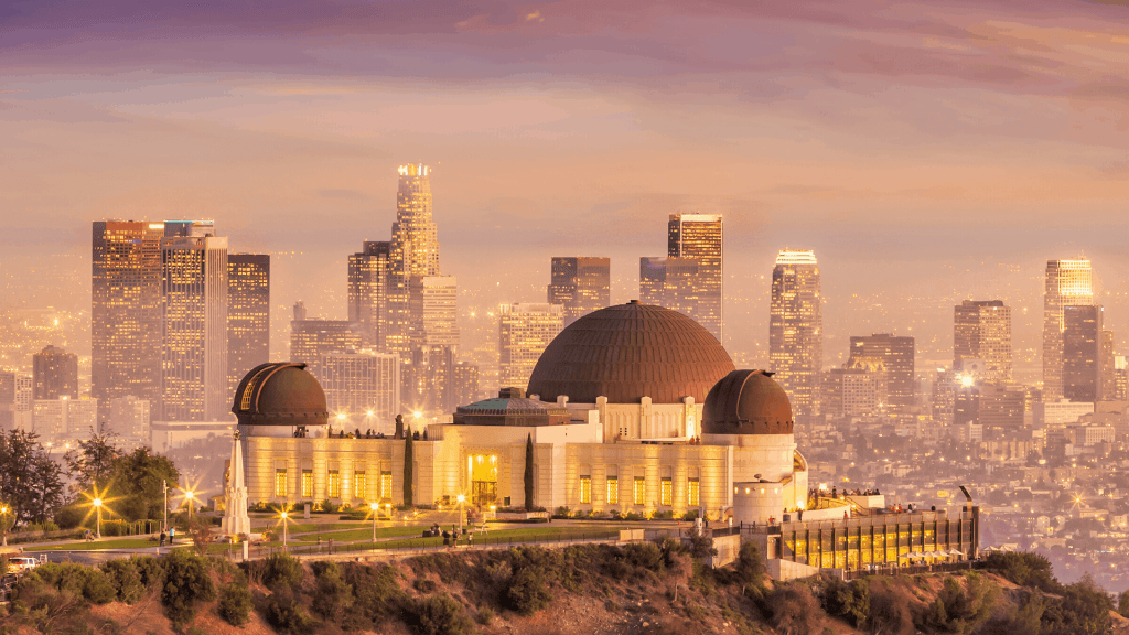Griffith Observatory - things to do in LA