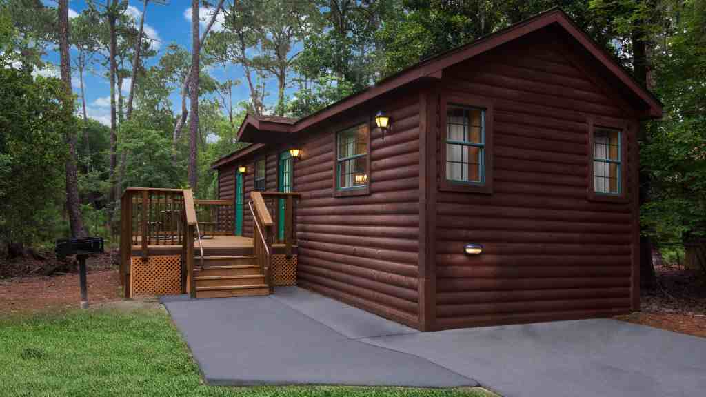 Disney's Fort Wilderness: disney resorts for families with young children