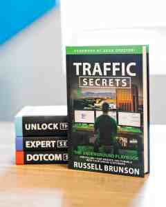 Trilogy Secrets Book by Russell Brunson