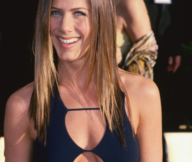 Jennifer Aniston Sexy Revealing Dress Photo Or Poster