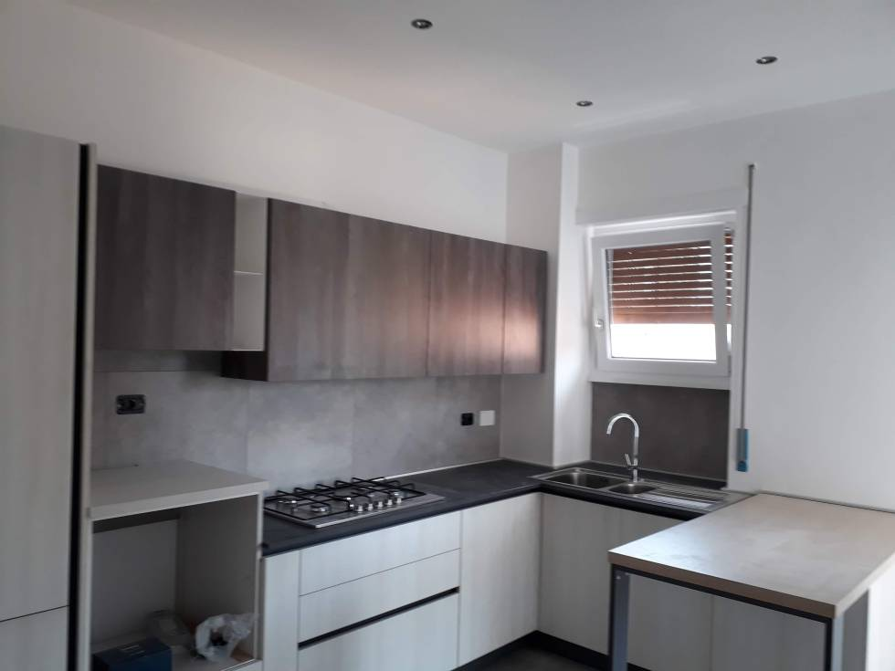 Ristrutturazione appartamento a Roma/Nord