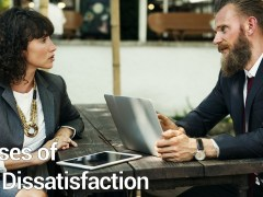 8 Causes of Job Dissatisfaction