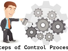 4 Steps in the Control Process in Business Management