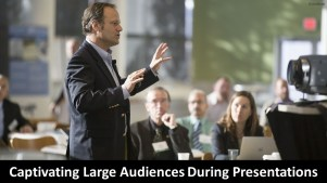 Creative Event Ideas: Captivating Large Audiences During Presentations