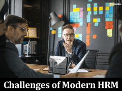 Challenges of Modern HRM