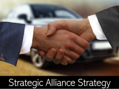Strategic Alliance Strategy