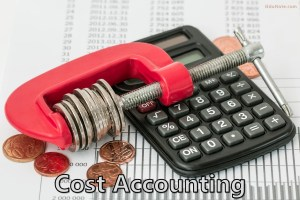what is cost accounting
