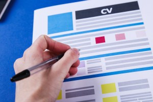 Best Tips to Students for Writing a Professional CV