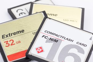 Easy ways to recover data from CF card
