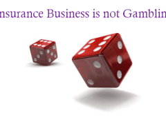 Insurance is not Gambling (Explained)