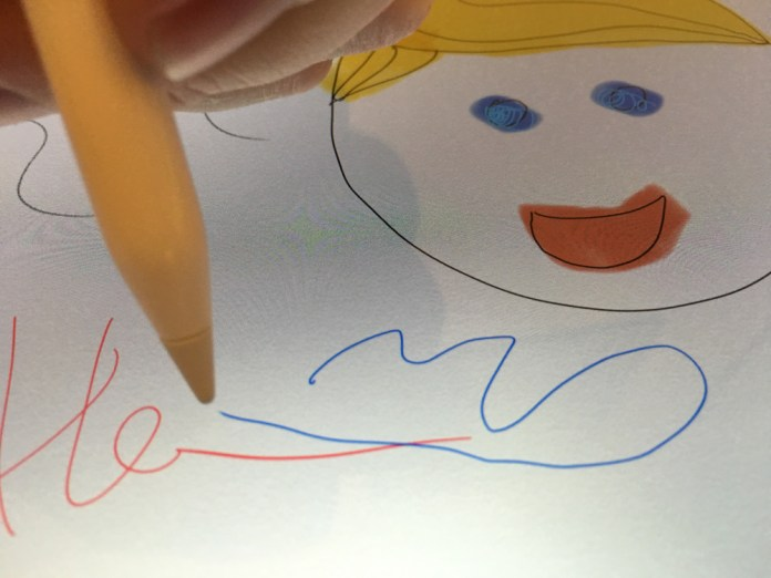 Introducing Apple Pencil for iPad Pro