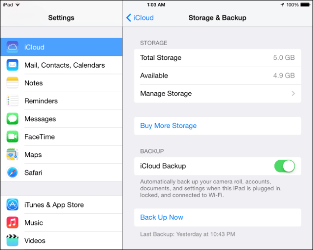 How to free up space on iPhone 5