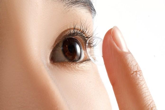 Samsung Contact Lens camera