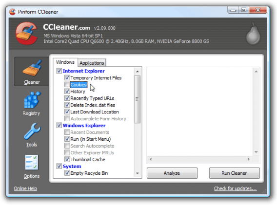 How to clean your PC with CCleaner, ccleaner filehippo, ccleaner free download for windows, ccleaner review