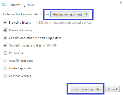 How to delete all web history on google chrome- Clear all of your History - Delete your browsing history On Windows Pc or laptop