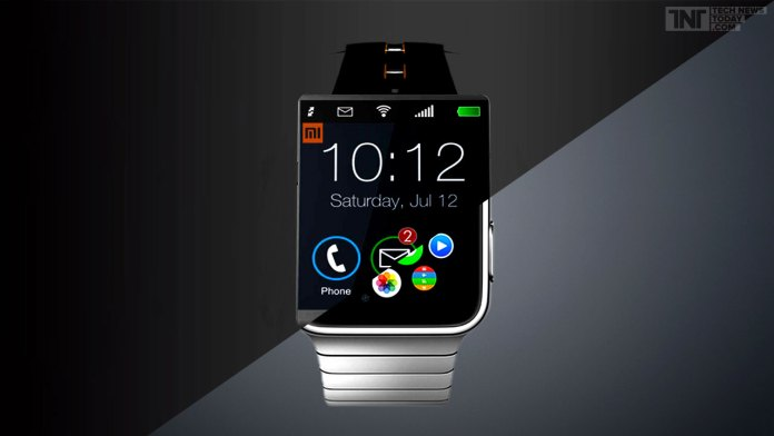 Xiaomi Mi Smartwatch this 2016