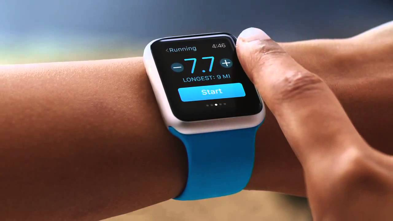 Does apple watch track Steps? App Store fitness apps