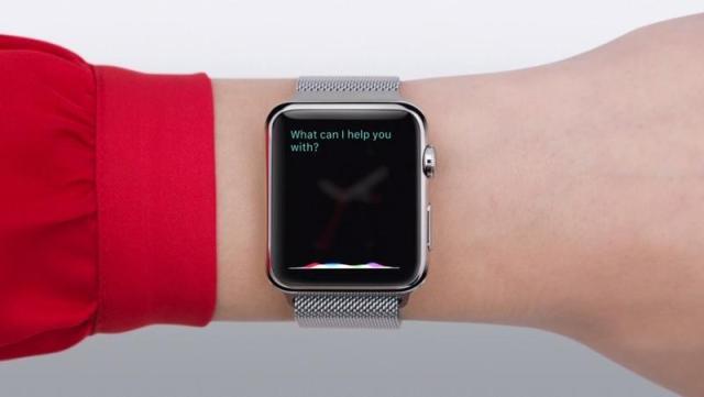 Best apple watch apps: Siri