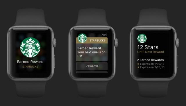 Best apple watch apps: Starbucks
