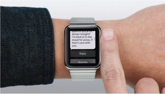 Best apple watch apps: Messages