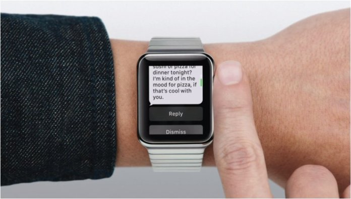 Best apple watch apps: Messages