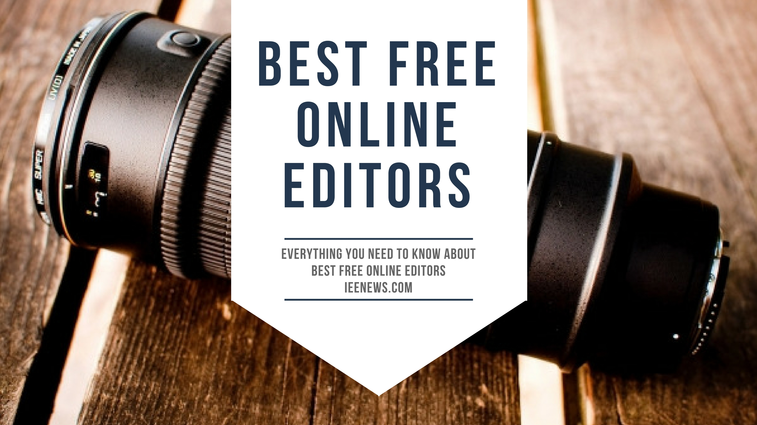 Tools For Online Video Editing: Best free online video editor ...