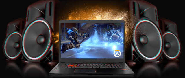 Asus ROG Strix GL702VM-DB71 VR Ready laptop for music production and Thin Gaming Laptop: laptops for music production 2016: laptops for Audio production 2016