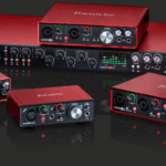 Focusrite Scarlett 2i2 Best Selling USB Audio Interface in the World: Best USB audio interface 2016: Cheap Audio Interface USB