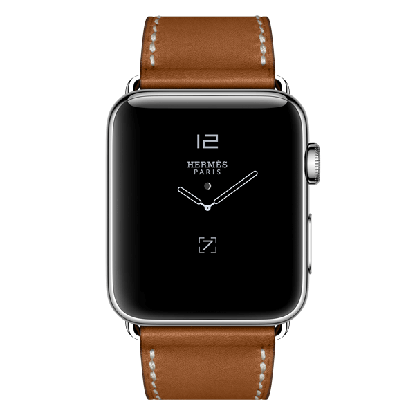 Hermes watch face: Espace 1