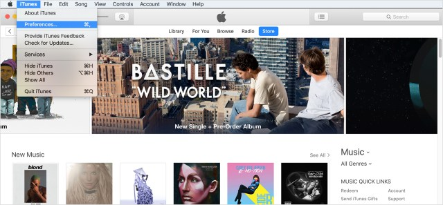 launch iTunes on your macbook. Turn off iCloud Music Library or Disable iCloud Music Library On Winodws PC: Disable iCloud Music Library Using iTunes