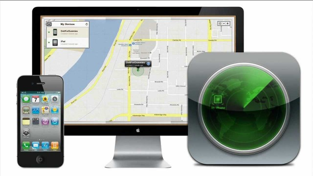 Find My iPhone (iOS- iPhone, Mac, iPad, and iPod Touch): Best mobile tracking and tracking software or App