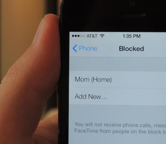 block a Number in iOS