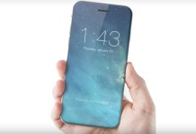 Samsung will provide OLED displays to apple for iPhone 8