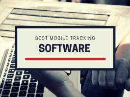 Best mobile tracking and tracking software or App