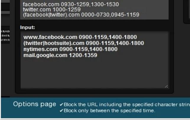 Website Blocker chrome: Block Websites on chrome Using BLOCK SITE