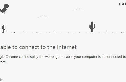 Unable to connect to internet