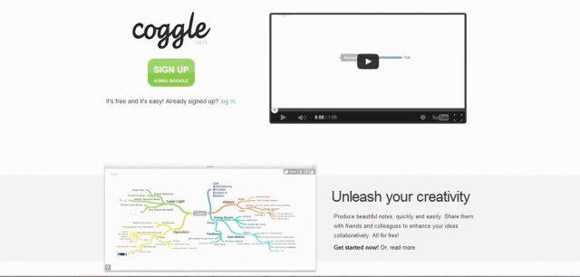 Coggle: Best mind mapping software: Best free mind mapping software