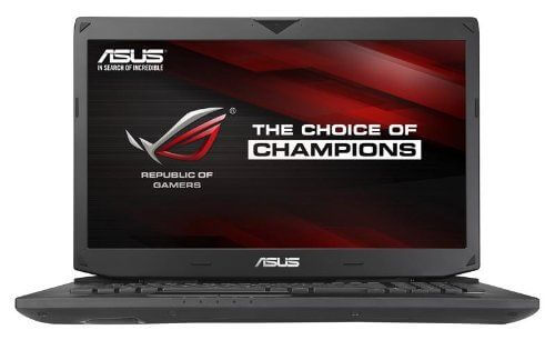 ASUS ROG G750JM-DS71 Gaming Laptop: Top Best Laptop for sims 3