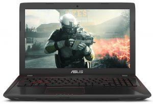 Portátil ASUS ZX53VW Gaming