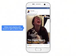 Turn off Sound in Facebook Videos? Mute Facebook Autoplay videos