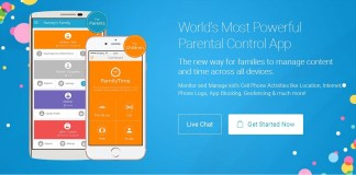 iOS Parental Monitoring App