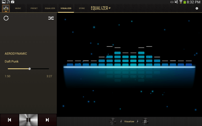 Equalizer + mp3 Player Volume  best android music app