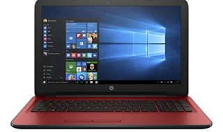 HP 15z Cardinal Red Cheap Student Laptop Under $400 dollars