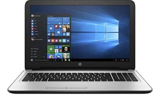 HP 15z White Silver Affordable Student Notebook Laptops under 400 best laptop under 400