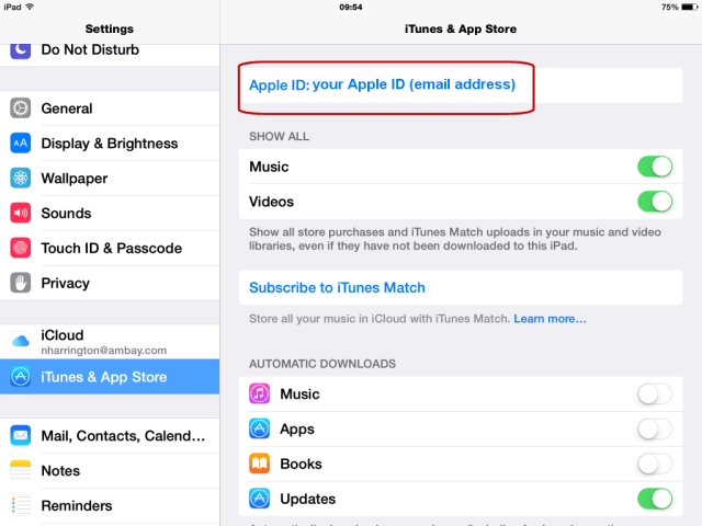 how to change country on apple id, how to change app store location on ipad