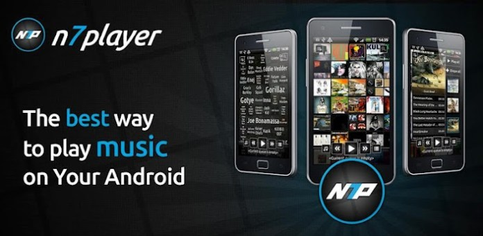 N7Player Music Player best interface  best music player for android