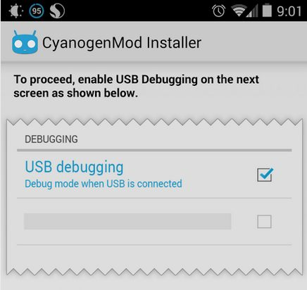 How to Install CyanogenMod: How to install custom rom on android using pc