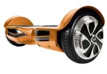 HOVERZON XLS Self Balancing Hoverboard, Gold